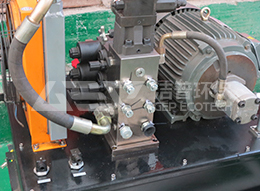 Shredder Accessories Hydraulic station